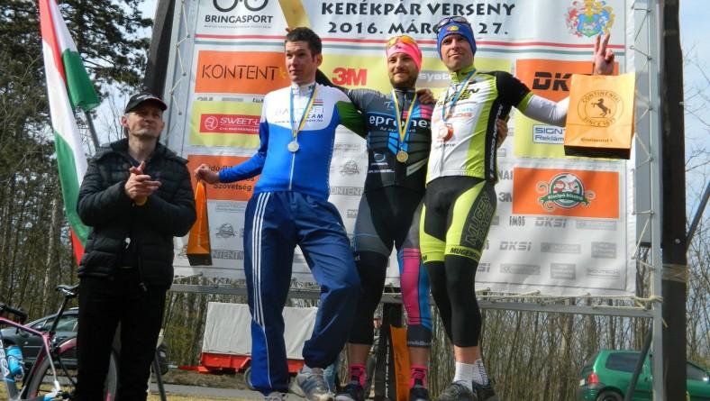 Debreceni szezonnyitó 2016 – Fábián Ábel és Hemmert János 3. helyen végzett!